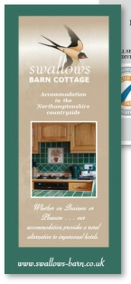 Swallows Barn Cottage Brochure